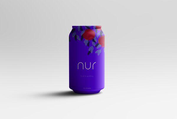 Soda packaging design